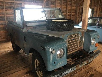 1972 Land Rover Series III for sale 100893482