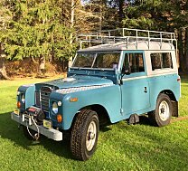 1972 Land Rover Series III for sale 100927507
