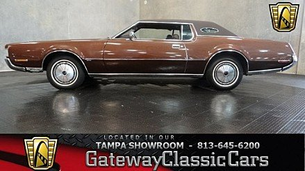 1972 Lincoln Continental for sale 100739547