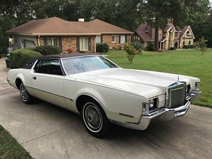 classic lincoln continentals for sale classics on autotrader. Black Bedroom Furniture Sets. Home Design Ideas