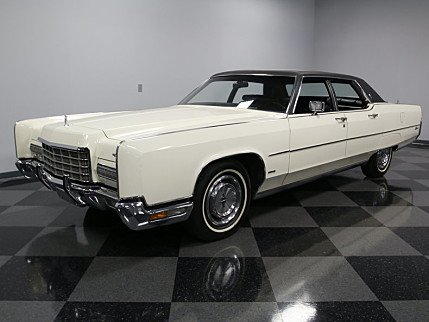 1972 Lincoln Continental for sale 100834704