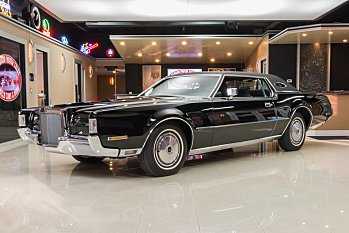 1972 Lincoln Continental for sale 100836092