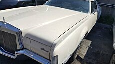 1972 Lincoln Continental for sale 100826598