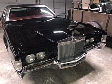 1972 Lincoln Continental for sale 100951157