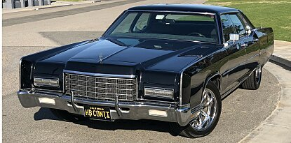 1972 Lincoln Continental for sale 100986677