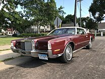 1972 Lincoln Continental for sale 101006536