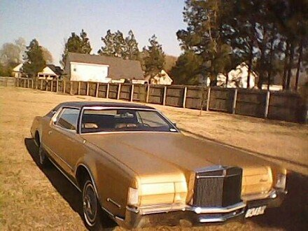 1972 Lincoln Mark IV for sale 100826246