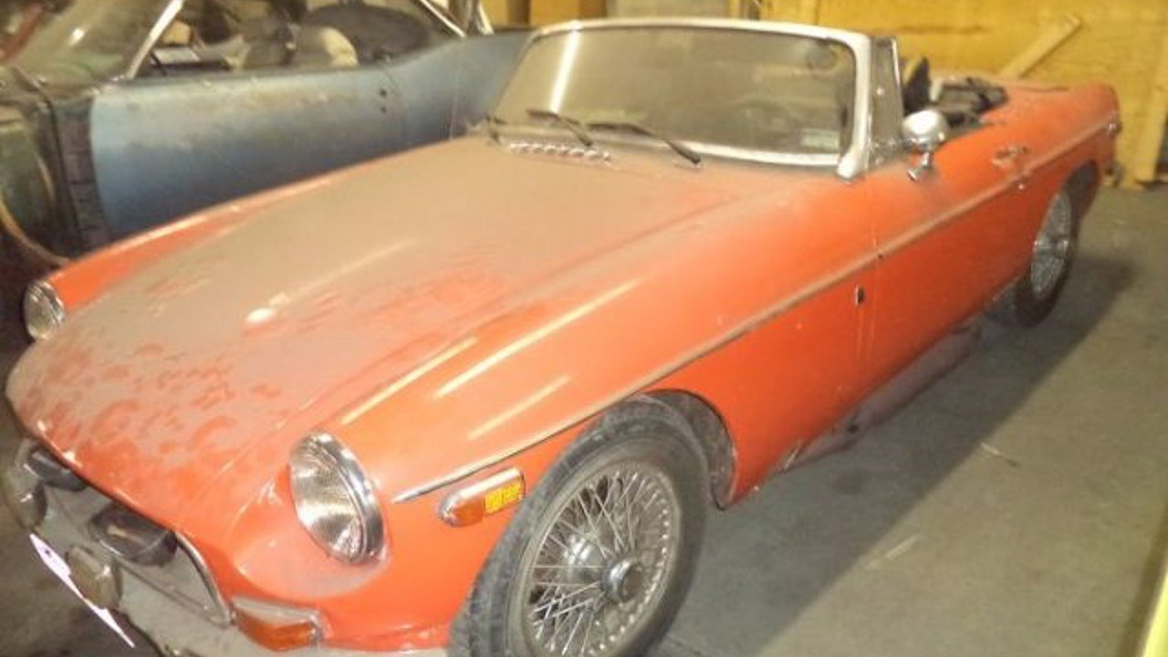 1972 MG MGB for sale 100929398