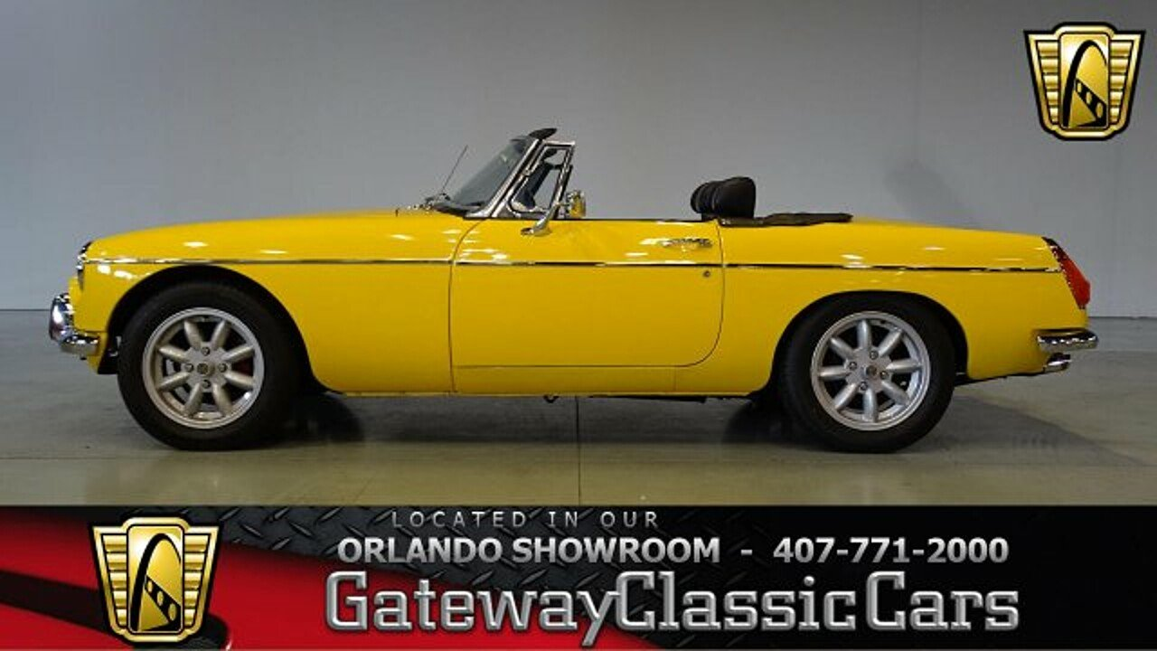 1972 MG MGB for sale 100964776