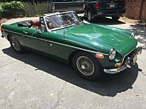1972 MG MGB for sale 100930952