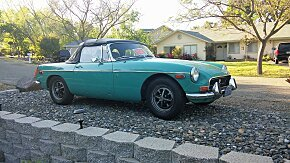 1972 MG MGB for sale 100771807