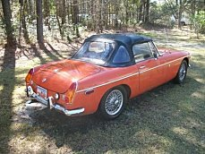1972 MG MGB for sale 100826560