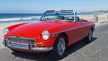 1972 MG MGB for sale 100854805