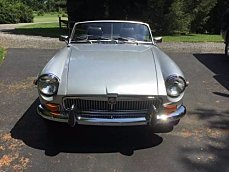 1972 MG MGB for sale 100896325