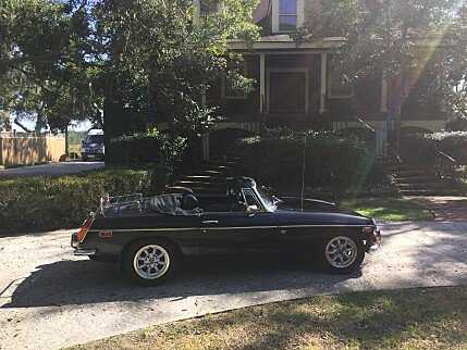 1972 MG MGB for sale 100923703