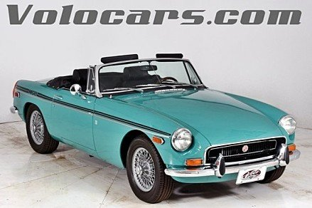 1972 MG MGB for sale 100929962