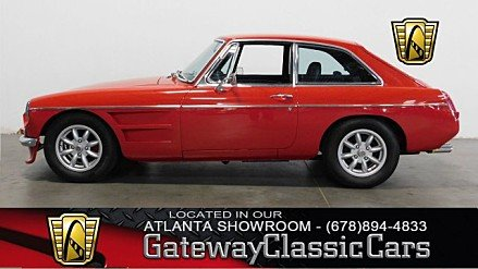 1972 MG MGB for sale 100933213