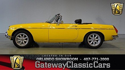 1972 MG MGB for sale 100933583