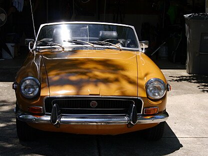1972 MG MGB for sale 101002753