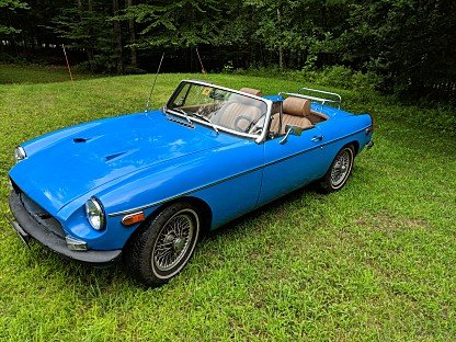 1972 MG MGB for sale 101010067