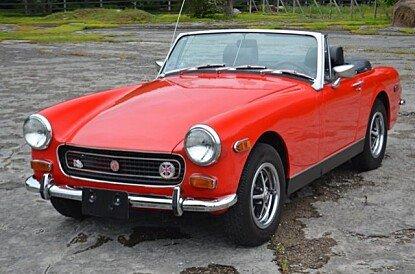 1972 MG Midget for sale 100795345