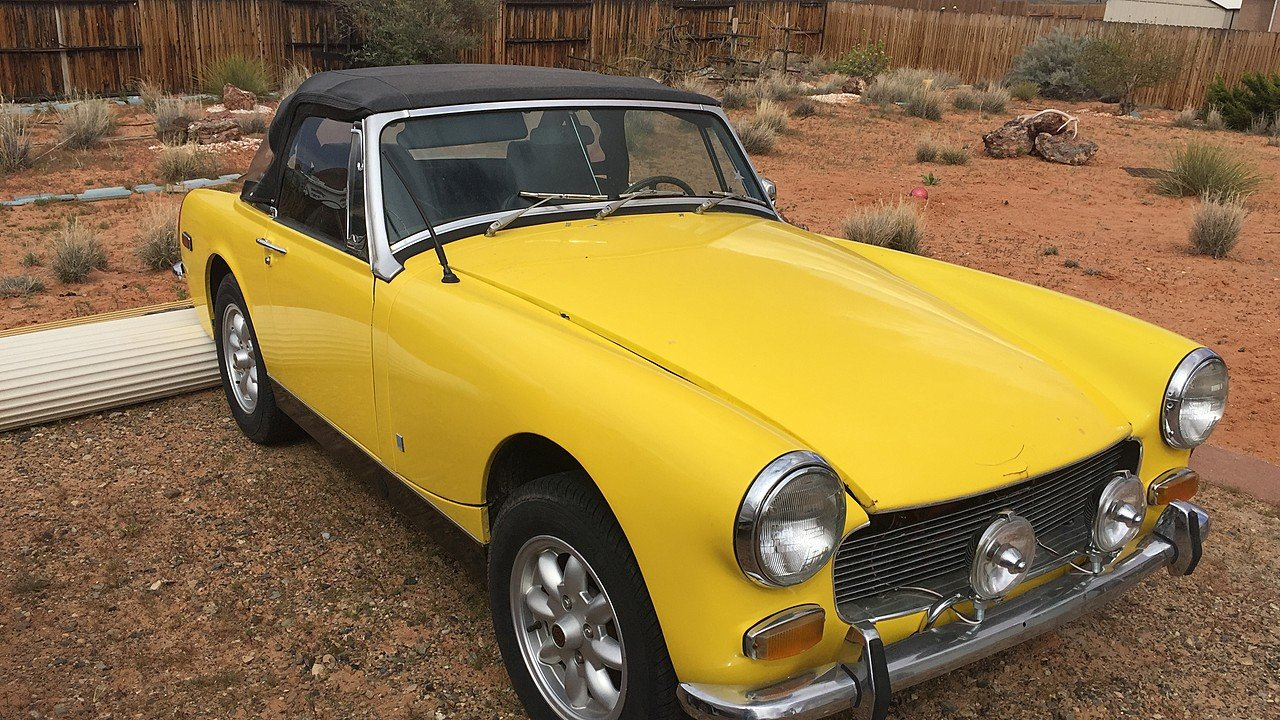 1972 MG Midget for sale 100858937