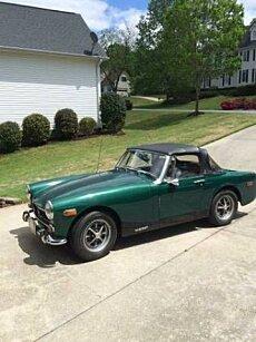 1972 MG Midget for sale 100983851