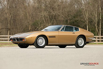 1972 Maserati Ghibli for sale 100845877