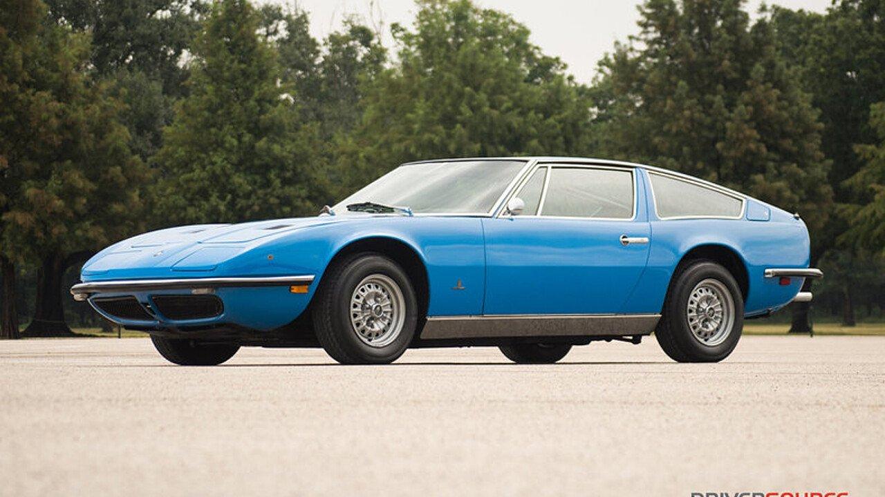 1972 Maserati Indy for sale near Houston, Texas 77079 - Classics on ...