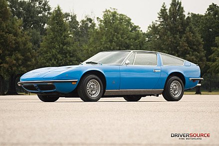 1972 Maserati Indy for sale 100894469