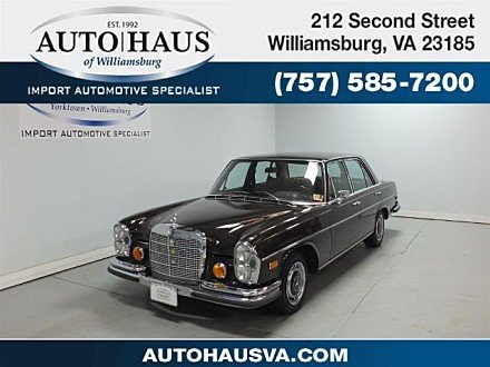 1972 Mercedes-Benz 280SE for sale 100981724