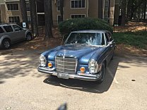 1972 Mercedes-Benz 280SEL4.5 for sale 100773565