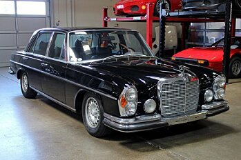 1972 Mercedes-Benz 300SEL for sale 100908080