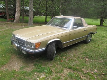 1972 Mercedes-Benz 350SL for sale 100728878