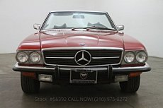 1972 Mercedes-Benz 350SL for sale 100738210