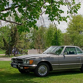 1972 Mercedes-Benz 350SL for sale 100765665