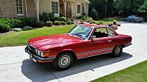 1972 Mercedes-Benz 350SL for sale 100786077