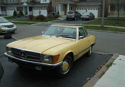 1972 Mercedes-Benz 350SL for sale 100793603