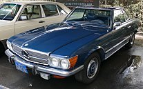 1972 Mercedes-Benz 350SL for sale 100814125