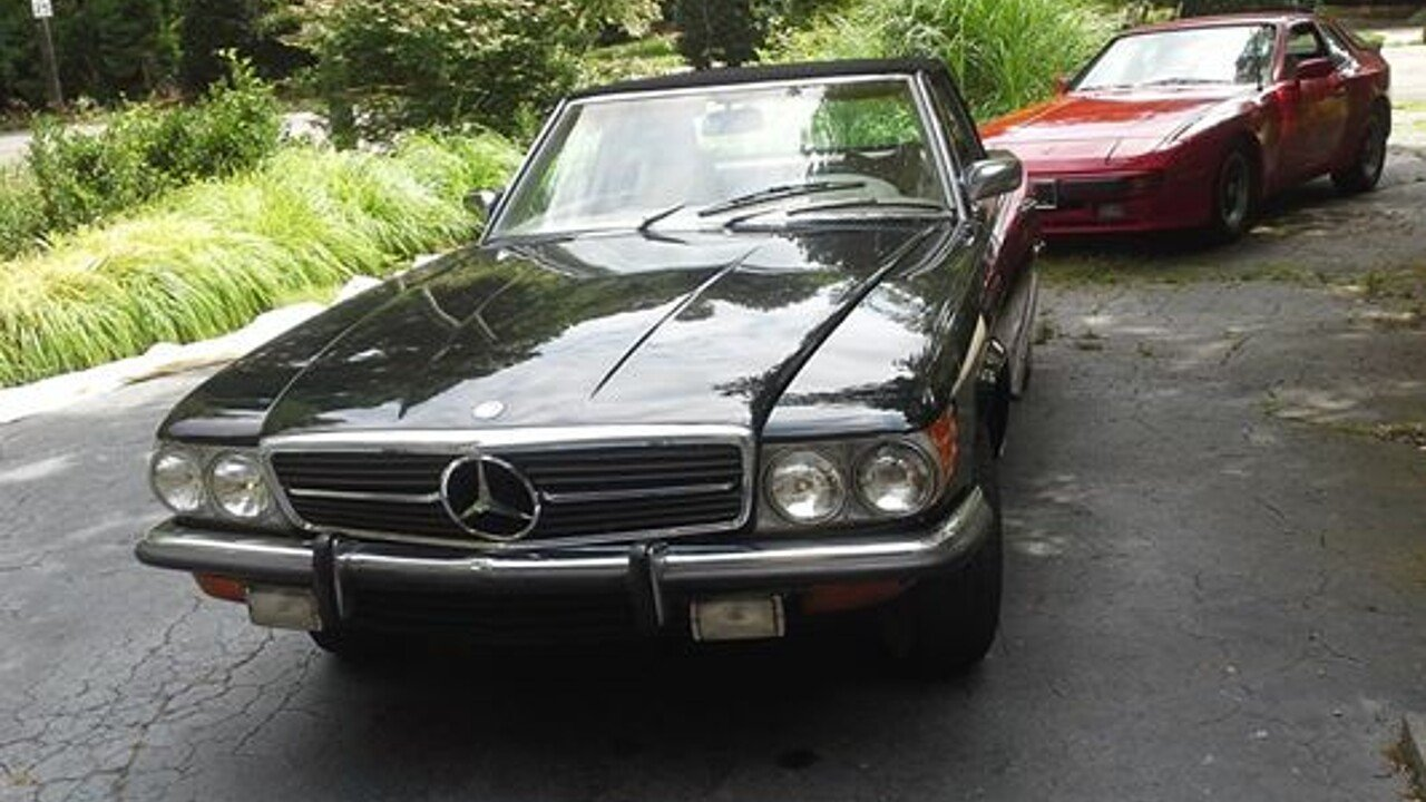 1972 Mercedes-Benz 350SL for sale 100796594