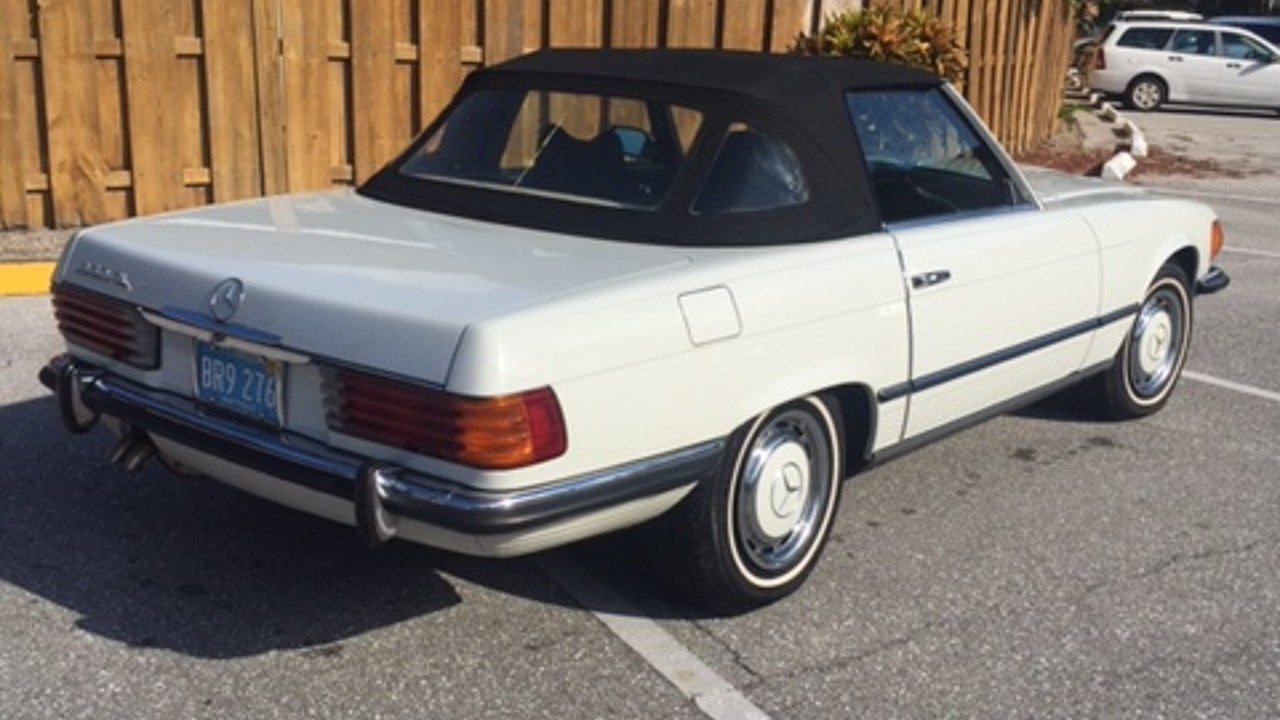 1972 Mercedes-Benz 350SL for sale 100845131