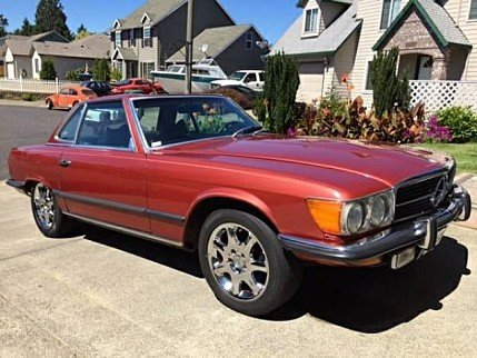 1972 Mercedes-Benz 350SL for sale 100837735