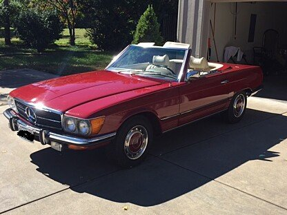 1972 Mercedes-Benz 350SL for sale 100846752