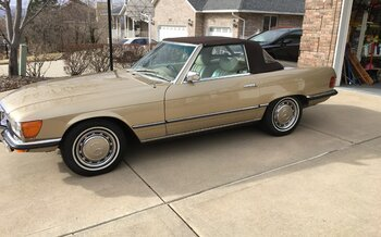 1972 Mercedes-Benz 350SL for sale 100861275