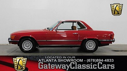 1972 Mercedes-Benz 350SL for sale 100861789