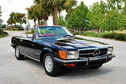 1972 Mercedes-Benz 350SL for sale 100885938