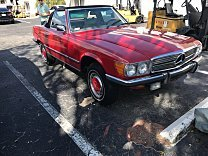 1972 Mercedes-Benz 350SL for sale 100907957