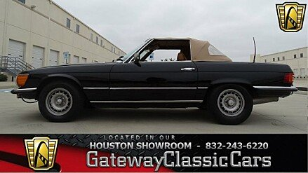 1972 Mercedes-Benz 350SL for sale 100965528