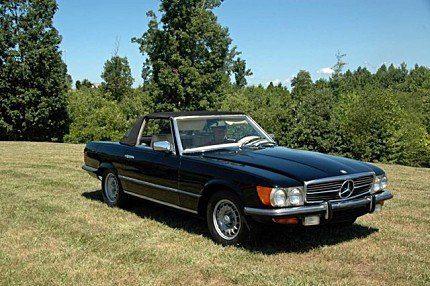 1972 Mercedes-Benz 350SL for sale 100971236