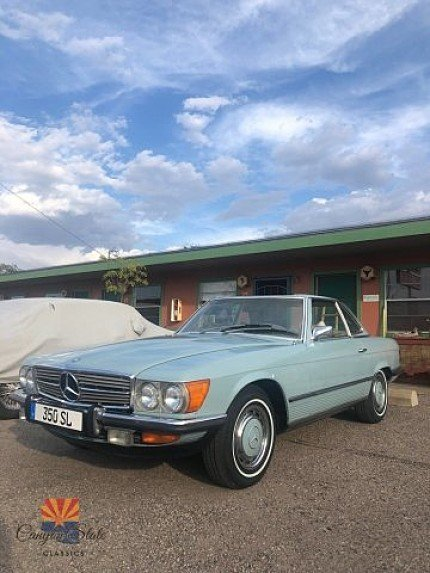 1972 Mercedes-Benz 350SL for sale 101017193